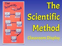 The Scientific Method Display