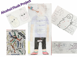 Alcohol Flush Poster Project