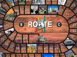 Route 66: Train Vocab and Compensating Strategies (L2)