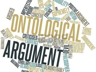 The Ontological Argument (EdExcel A Level Religious Studies)