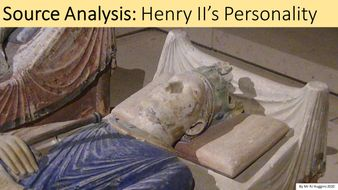 What type of a King was Henry II?