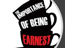 A Level: (1) The Importance of Being Earnest - Act 1 Part 1