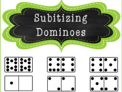 Subitizing Dominoes