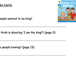 Oxford Reading Tree Stage 3 Comprehension Decode and Develop Pack A