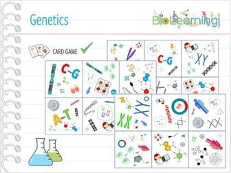 Genetics / Inheritance / DNA - Card Game