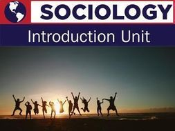 Introduction to Sociology - HSP3U Canada