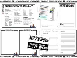 Book review resource pack with Michael Rosen