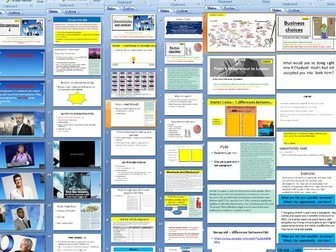 Edexcel AS A Level Business - Theme 1 - 1.5 Entrepreneurs and leaders