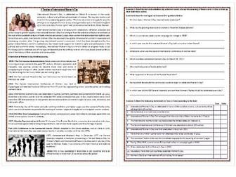 informational texts reading comprehension worksheets bundle save 85 by mariapht. Black Bedroom Furniture Sets. Home Design Ideas