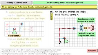 8.4.2f-Positive-enlargements---clicker---vectors---TES.pptx