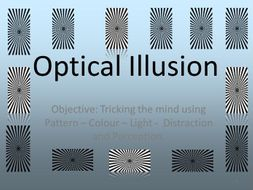 Optical Illusion Assembly