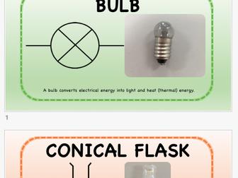 Scientific Apparatus Including Electrical Components