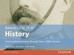 Punishments 1500-1700 - Edexcel GCSE (9-1) History Crime and Punishment in Britain