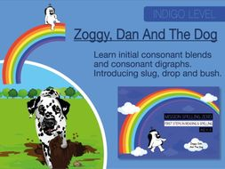 9. Phonics And Spelling Practice: Zoggy, Dan And The Dog