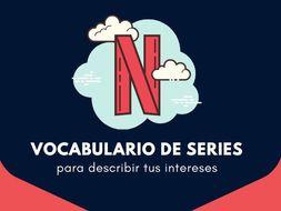 Vocabulario Netflix