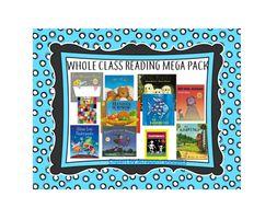 Whole Class Reading Mega Pack-EYFS & KS1