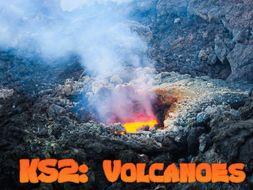 KS2 Geography: Volcanoes