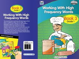 Working With High Frequency Words US: Book 3