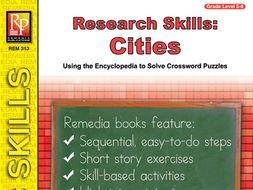 Research Skills: U.S. Cities