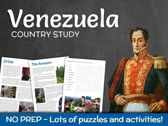Venezuela (country study)