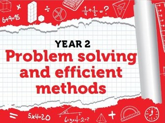 Year 2 - SATS - Reasoning and Problem Solving Questions