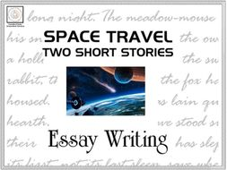 essay writing space travel
