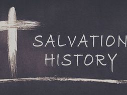 Salvation History Essay - Luke's Gospel