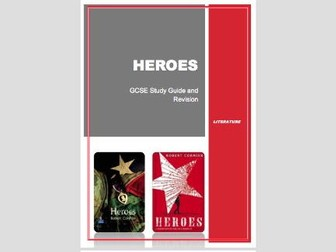 'Heroes' by Robert Cormier Revision Guide