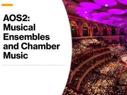 AOS2: Ensembles & Chamber Music