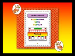"""Composing With Colour - """"CHINA"""""""