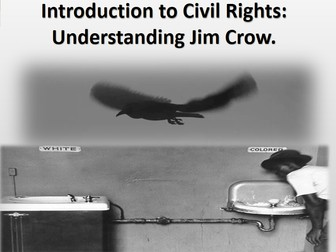 American Civil rights: Understanding The Jim Crow Laws
