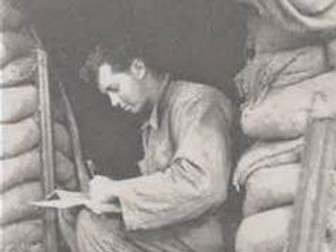 War Poetry: Dulce et Decorum est