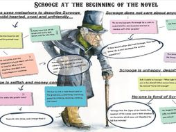 A Christmas Carol Revision - Scrooge Key quotations | Teaching Resources
