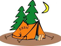 Visiting a Campsite - Activity Booklet
