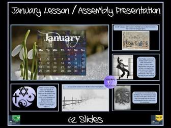 January Assembly / Presentation