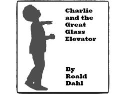 Charlie and The Great Glass Elevator - (Reed Novel Studies)