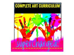 Complete Art Curriculum - Supercharged.