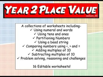 Year 2 Place Value