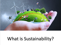 What is sustainability? Part 1 (a look at the fashion industry)