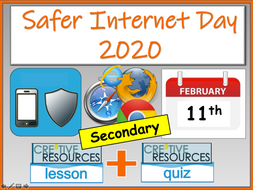 Safer Internet Day - Social Media & Grooming