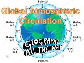Atmospheric Circulation GCSE Geography New Spec