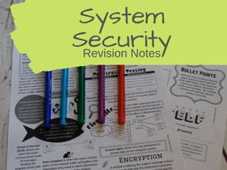 System Security Revision