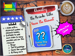 Periodic table periodic table game by teachelite teaching periodic table periodic table game urtaz Gallery
