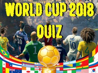 World Cup 2018 Quiz