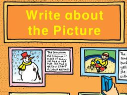 WRITE ABOUT THE PICTURE BOOK 1