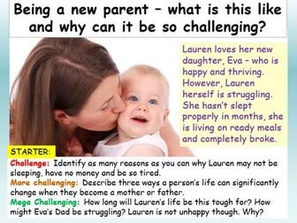 Parenting PSHE