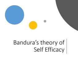 Bandura's Theory Of Self-Efficacy