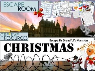 Christmas 2019 Escape Room