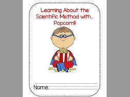 Scientific Method: Popcorn Themed Unit