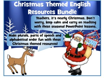 Christmas English Resources